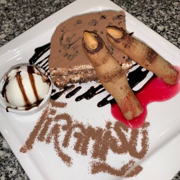 Тирамису с печеньем «Ведьмины пальцы» /270г/ — 250-00